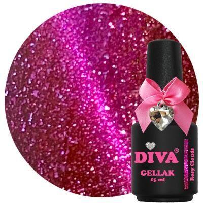 Diva Gellak Rosy Clouds 15 ml.
