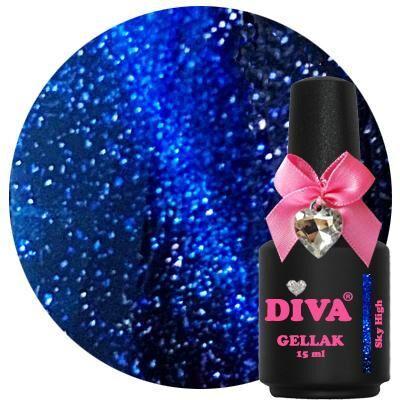 Diva Gellak Sky High 15 ml..