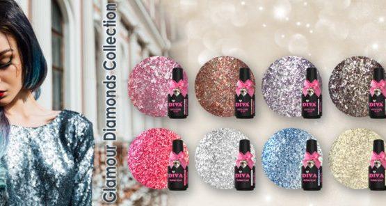 Diva Glamour Diamonds Collection 10 x 15 ml