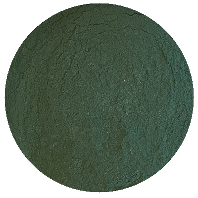 Hot and Cold Pigment No. 7 (mos groen)