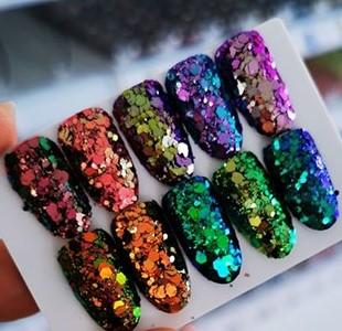 LoveNess Chameleon Glitters