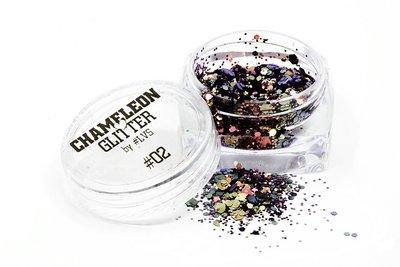 LoveNess Glitters Chameleon 02