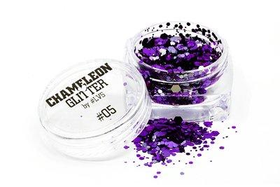 LoveNess Glitters Chameleon 05
