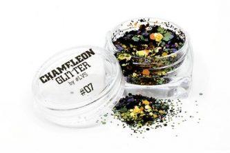 LoveNess Glitters Chameleon 07