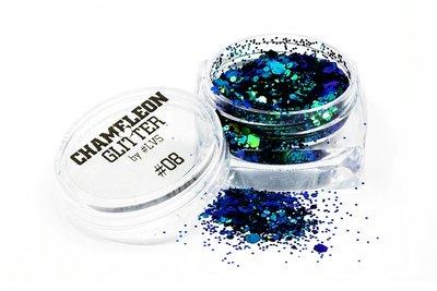 LoveNess Glitters Chameleon 08