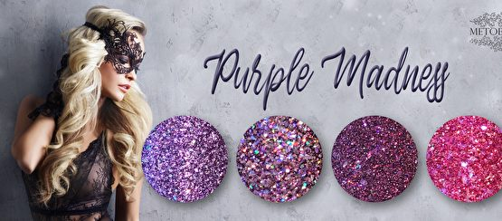Diamondline Purple Madness