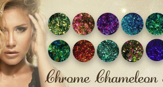 Chrome Chameleon Fluzz Collection