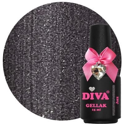 Diva Gelpolish Jazz 15 ml