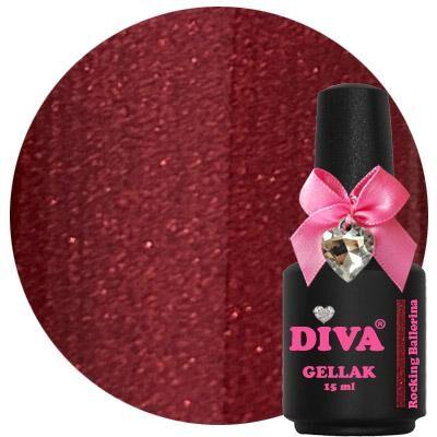 Diva Gelpolish Rockling Ballerina 15 ml