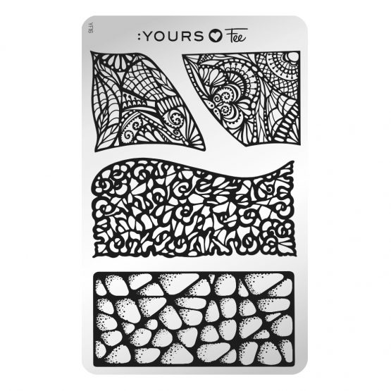YOURS Loves Fee YLF16 Language of Lace