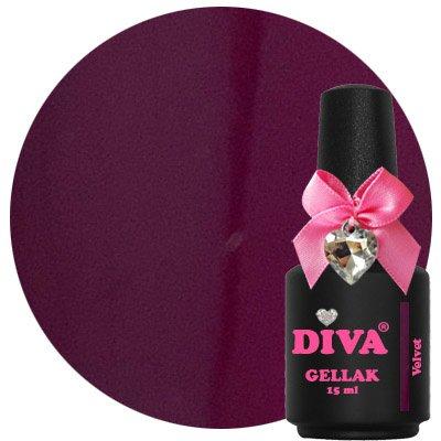Diva Gellak Velvet 15 ml