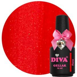 Diva Gellak Fierce 15 ml