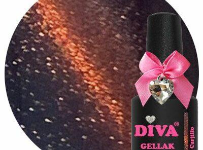 Diva Gellak Cat Eye Carjillo 15 ml
