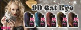 Diva Gellak Cat Eye 9D Collectie Serie 1 5 x 15ml