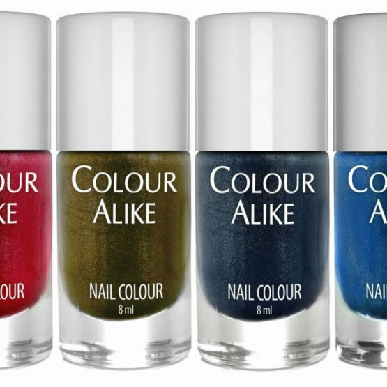 Colour Alike Stempellak Holo & Fashion 6 x 8ml