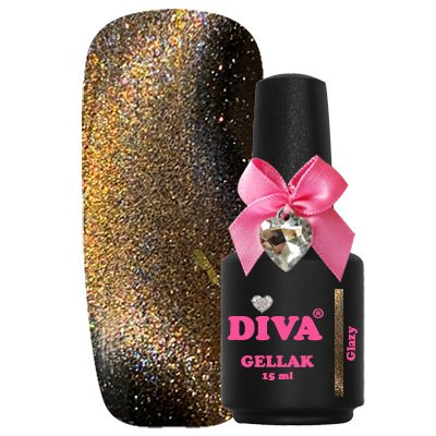 Diva Gellak 9D Cat Eye Glazy