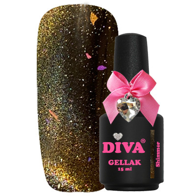 Diva Gellak 9D Cat Eye Shimmer