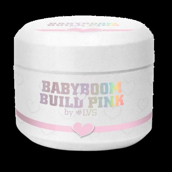LoveNess Build Gel Babyboom Pink