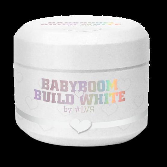 LoveNess Build Gel Babyboom White