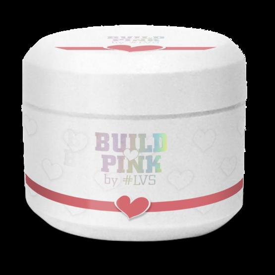 LoveNess Build Gel Build Pink
