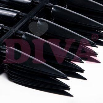 Showtips Stiletto 240 st Black
