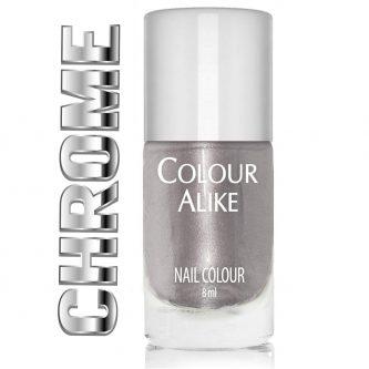 Colour Alike Stempellak 120 Pale Silver
