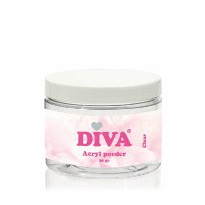 Diva Acryl Poeder Clear