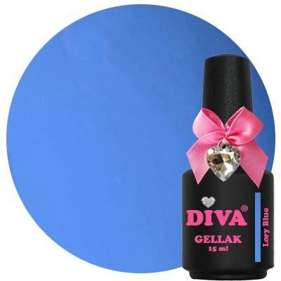 DIVA Gellak Lory Blue 15 ml