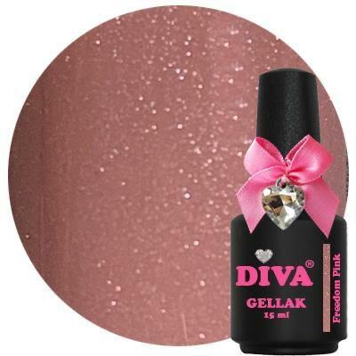Diva Gellak Freedom Pink