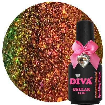 Diva Gellak Get Sparkled Sparkling Chique