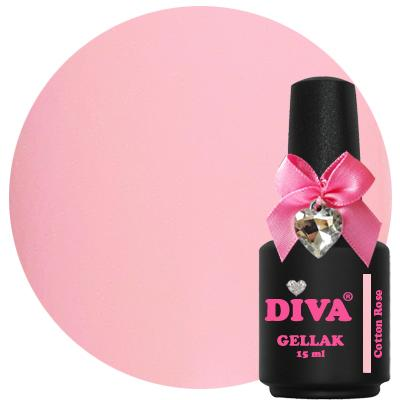 Diva Gellak Cotton Rose
