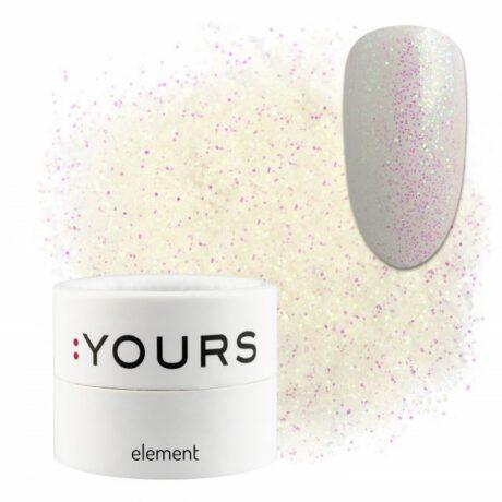 YOURS Element Eco Glitter Rowdy Rainbow