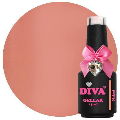 DIVA Gellak Shade Off Perfection Naked