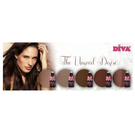 DIVA Gellak The Unsaid Desire Collection